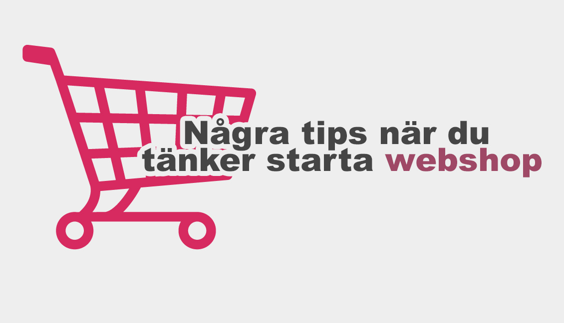 Starta webbshop med WordPress